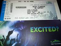 Micky Flanagan tickets. SSE Hydro Glasgow,28thMay.