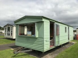 Bargain 2 Bedroom Static Caravan for sale in Cumbria, Cottage and Glendale