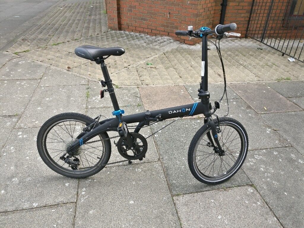 Dahon Vybe D7 Folding Bike 20 Inch Wheels In Plaistow