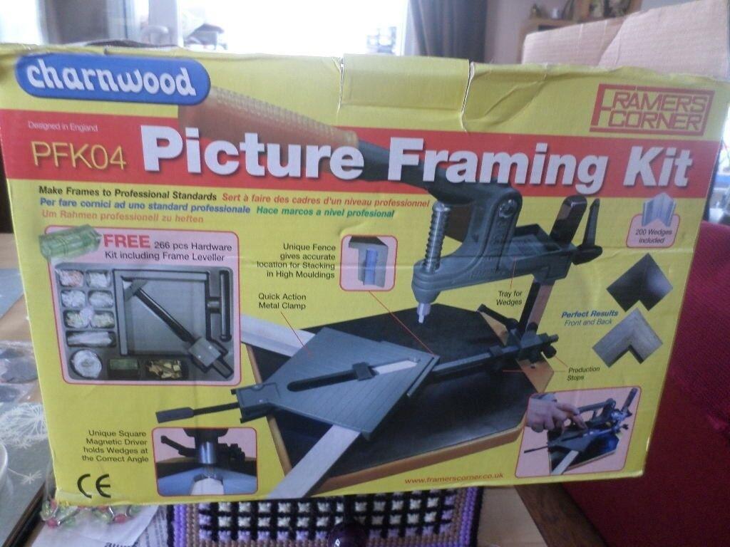 Picture framing kit | in Carmarthen, Carmarthenshire | Gumtree