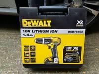 Brand new Dewalt Combi Drill with hard case