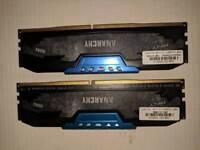 PNY Anarchy DDR4 Desktop Ram