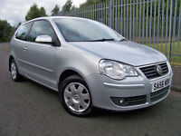 2006 (56) Volkswagen Polo 1.2 S 55 VW Polo with 12 Months MOT