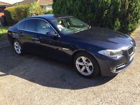 2011 BMW 5 series 520d SE 4 door, Leather heated, Parking sensor, Cruise control