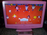"Alba 22"" LCD TV/DVD combi"
