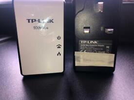 TP-LINK Wifi Network Powerline Adapters extenders