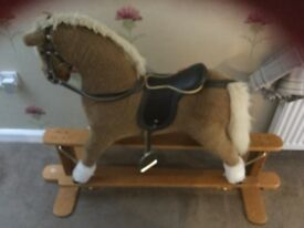 Rocking horse in gd condition