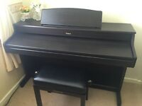 Roland HP337e Digital Piano (Rosewood)