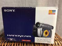 Sony Handycam DCR-HC27E