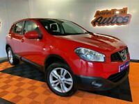 2013 NISSAN QASHQAI ACENTA 1.5 DCI ** LOW MILES ** BUY FROM HOME TODAY GET FREE DELIVERY