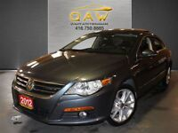 2012 Volkswagen CC Luxury Plus Navigation Rear Cam Panoramic Roo