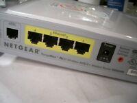 NETGEAR RangeMax NEXT DG834N 270 Mbps 10/100 Wireless N Router