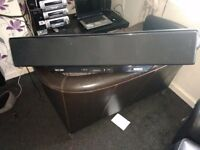 accoustic solutions home cinema sound bar