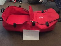 Bugaboo red carrycot