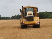 Experienced Terragator/Tractor driver required for farm/contracting business in Lothians