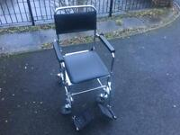 Wheelchair new condition