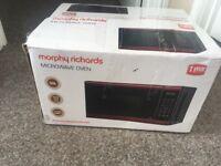 Morphy Richards Mircowave Oven
