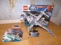 LEGO STAR WARS UCS B-WING 10227 (USED)