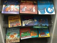 Huge selection of children's book age 0-8 - as new