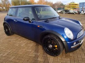Mini One 2004 1.6 Great Condition, Full Service History, Sporty Look