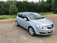 2010 CORSA - AUTOMATIC - 1.4 PETROL - LOW MILES - MOT - FULLY STAMPED SERVICE HISTORY