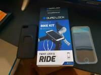 Iphone 7 quadlock case with poncho