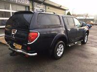 MITSUBISHI L200 2.5 DI-D 4WD LB DOUBLE CAB BARBARIAN - FINANCE AVAILABLE