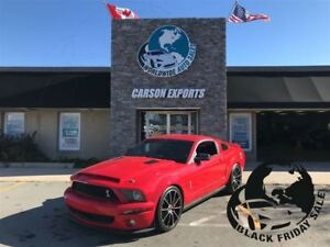 2008 Ford Mustang WOW 753HP MONSTER SHELBY GT500!