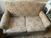 URGENT selling Vintage Sofa