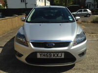 Urgent! Very low mileage (26,000) 2010 Ford Focus 1.6 Petrol