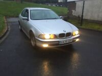 BMW 525i in good condition.