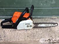 Still MS170 Chainsaw