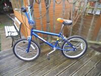 Old school bmx bike Joblot - All 80's - Nice easy winter projects - barn find bargain