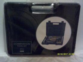 50 piece combination tool kit