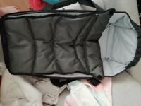 Soft moses basket for free