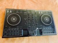 BOXED! Pioneer DDJ-400 Controller Package with DeckSaver and Case