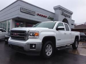 2014 GMC Sierra 1500 SLE, 4X4, BACK UP CAM, ALLOYS