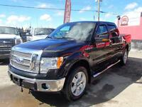2010 FORD F-150 LARIAT SUPERCREW 5.5