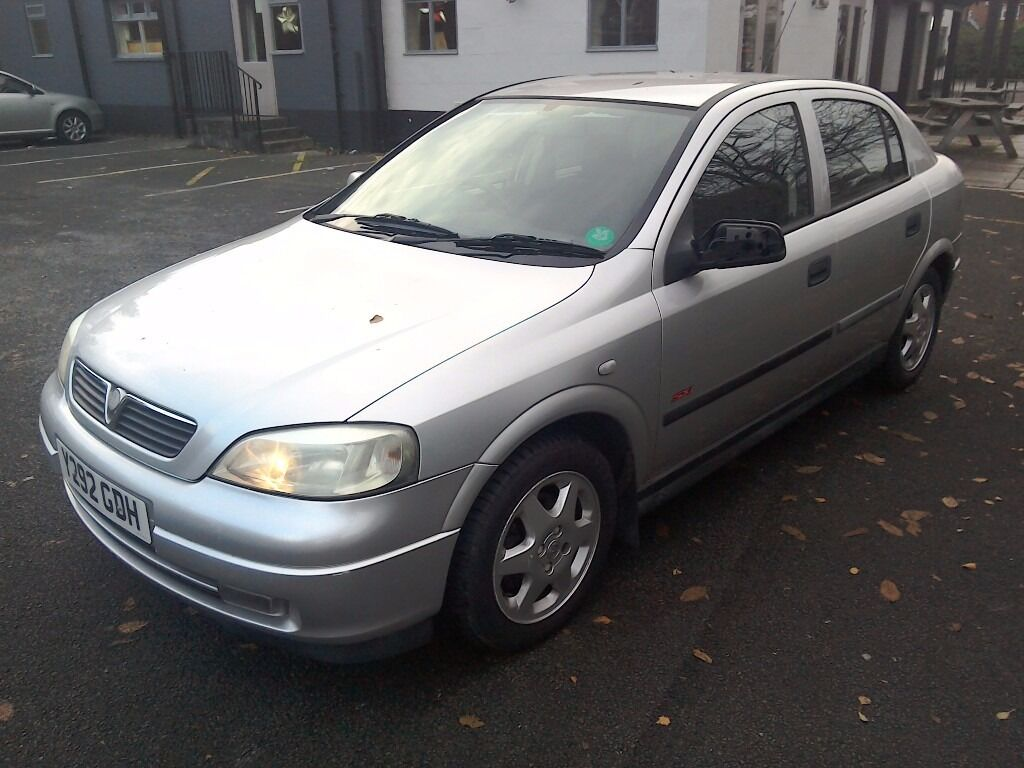 Vauxhall astra sxi 16v 5 door