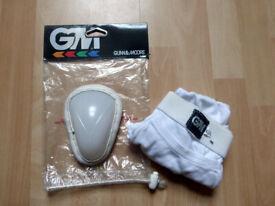 Cricket box - Gunn & Moore box brief boys small - groin/abdominal guard