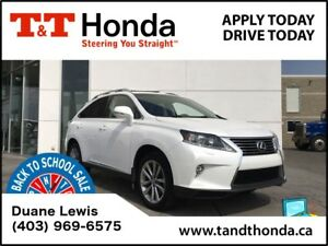 2015 Lexus RX 350 *C/S**Cooled/Heated Seats, Leather, Rear Camer