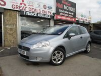 Fiat Grande Punto 1.4 Active Sport 3dr BARGAIN CHEAP CAR WARRANTY AVAILABLE