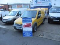 FORD TRANSIT CONNECT LOW MILES NO-VAT 2008