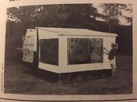 Fiamma privacy room for vans