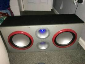 Twin Subwoofer for.sale
