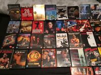 38dvds and 4 box sets