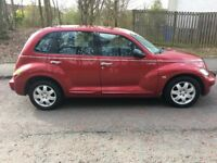 2005 Chrysler PT Cruiser Touring, 5 Door, Petrol, Manual, MOT 12 Months, 8 stamps in service book