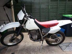 Yamaha XV1100, Honda XR250R Parts