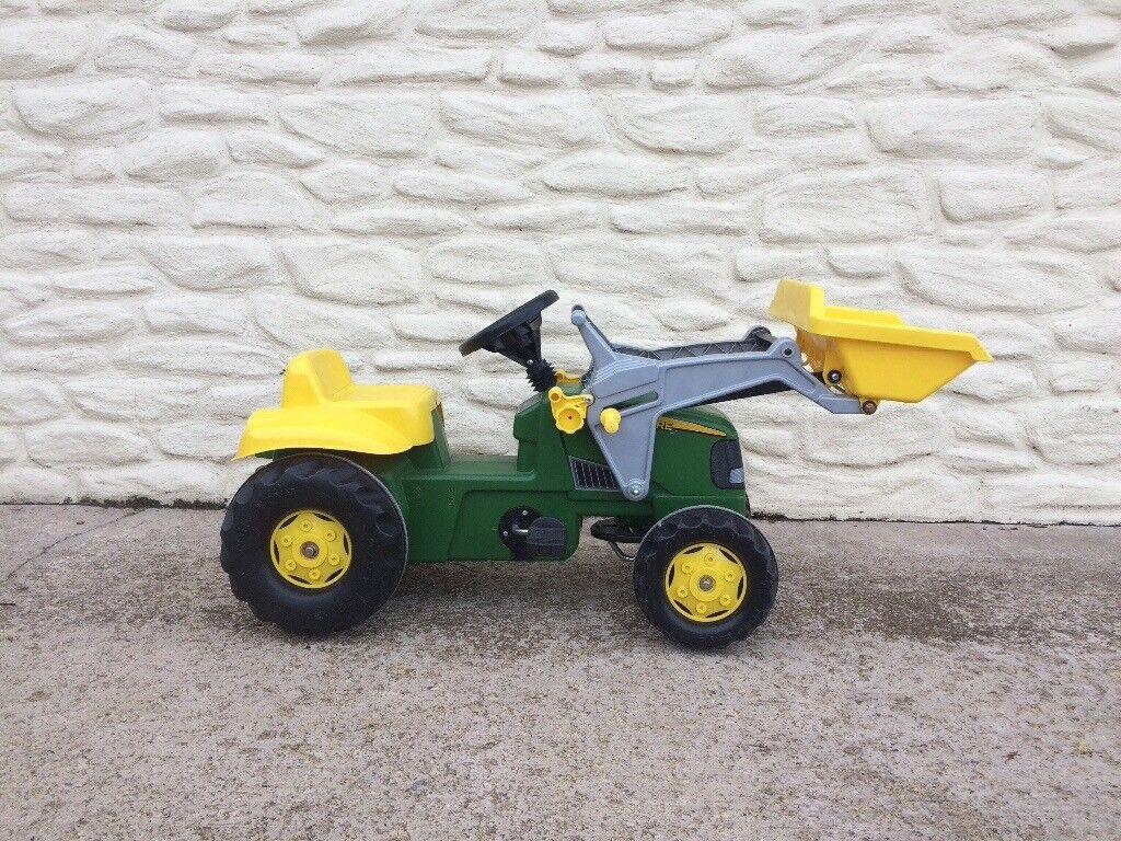 Kids John Deere Tractor for sale