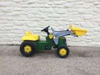 Kids John Deere Tractor for sale